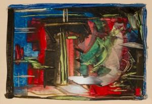 Encaustic Art 1 (2011)